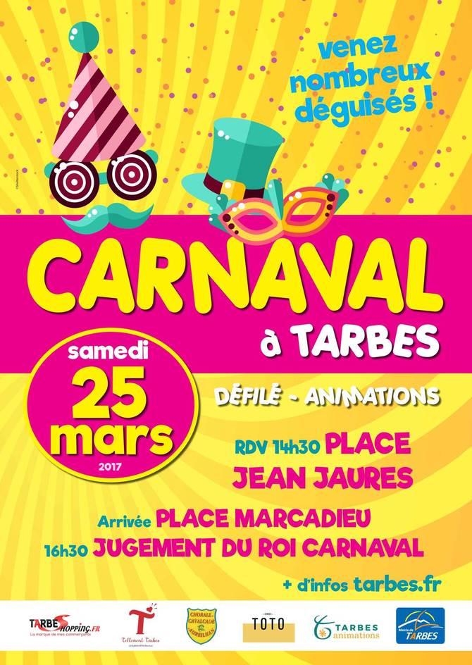 Carnaval Tarbes Tellement Tarbes