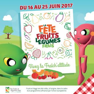 Fête fruits légumes frais Tellement Tarbes